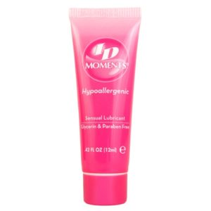 ID Moments Hypoallergenic 12ml Resealable Tube (72/bag)
