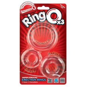 Anillos sujetadores RingO x3, Screaming O