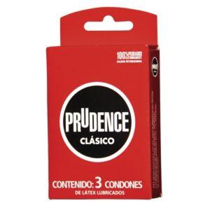 Prudence clásico c/3 piezas